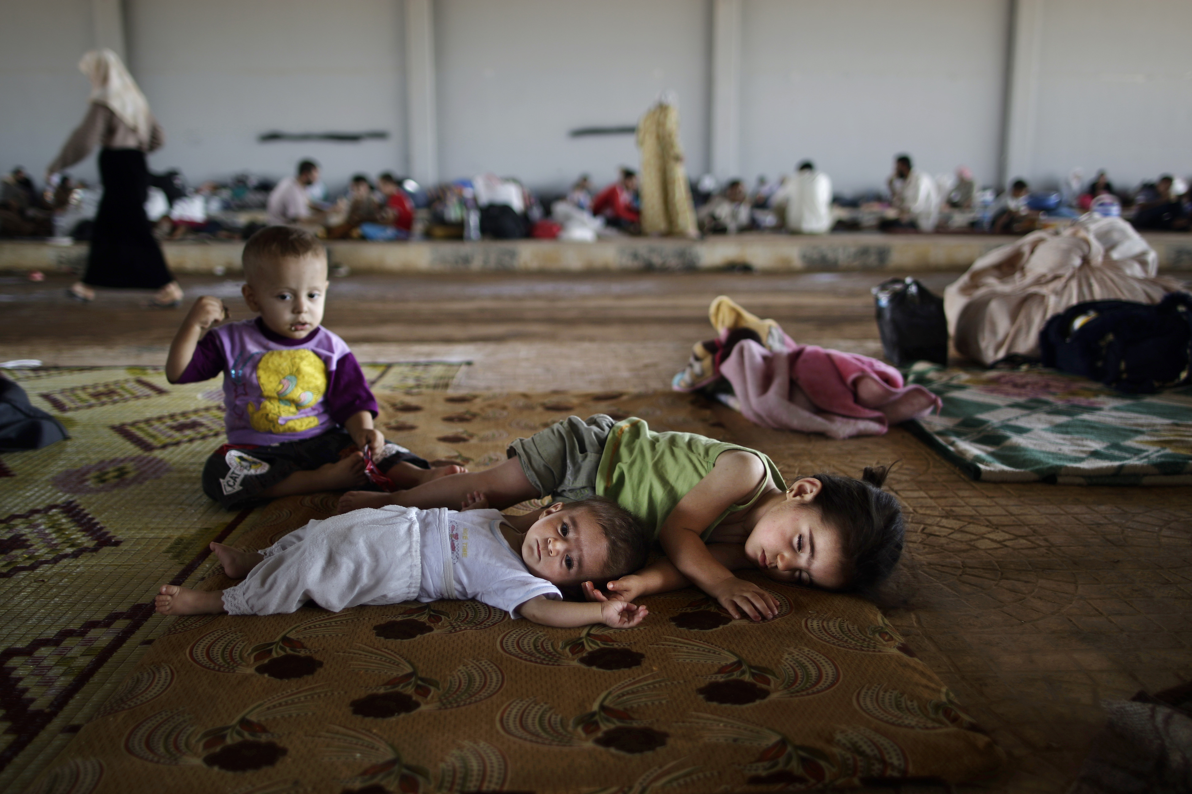 What is the impact on education of Syria refugees children? – A ...